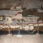 Maquette de la ville de Rocamadour
